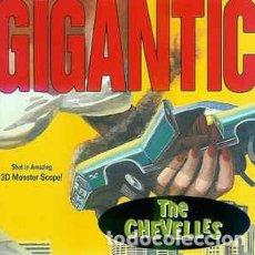 CDs de Música: THE CHEVELLES ?– GIGANTIC . Lote 63285456