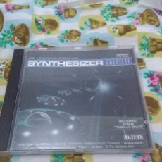 CDs de Música: SYNTHESIZER GREATEST.. Lote 68855053