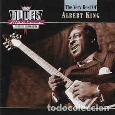 CDs de Música: ALBERT KING - BLUES MASTERS: THE VERY BEST OF ALBERT KING (CD, COMP). Lote 63302816