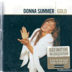 CDs de Música: DONNA SUMMER. GOLD. Lote 63316912