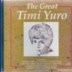 CDs de Música: THE GRAT TIMI YURO. Lote 152238645
