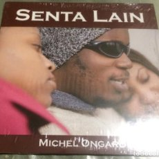CDs de Música: 'SENTA LAIN', DE MICHEL ONGARO. WORLD MUSIC DESDE KENIA. 10 TEMAS.. Lote 63352512