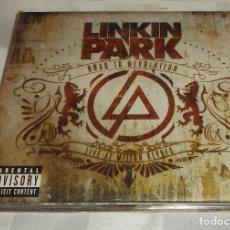 CDs de Música: DOS CDS DE LINKIN PARK. Lote 63416928