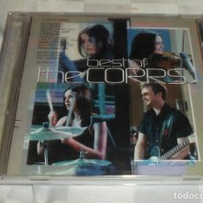 CDs de Música: CD BEST OF THE CORRS. Lote 63417876