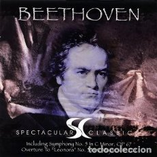 CDs de Música: BEETHOVEN CLASSICAL SPECTACULAR. Lote 63424716