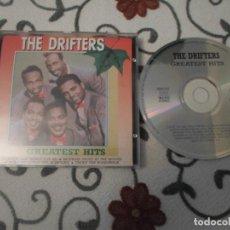CDs de Música: THE DRIFTERS GREATEST HITS. Lote 63450296