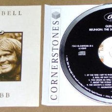 CDs de Música: GLEN CAMPBELL - REUNION: THE SONGS OF JIMMY WEBB (REMASTERED & EXPANDED). Lote 63473336