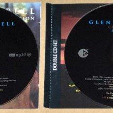 CDs de Música: GLEN CAMPBELL COLLECTION (2 CD). Lote 63473976