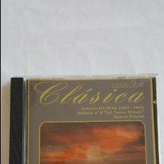 CDs de Música: F 2239 CD COLECCION CLASICA - ANTONIN DVORAK. SINFONIA Nº 9 DEL NUEVO MUNDO - DANZAS ESLAVAS. Lote 63498556