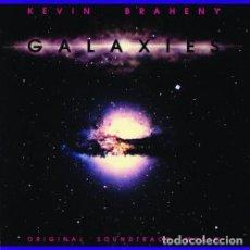 CDs de Música: KEVIN BRAHENY - GALAXIES (CD). Lote 63503408