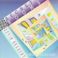CDs de Música: KEVIN BRAHENY -SECRET ROOMS (CD). Lote 63503800