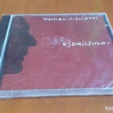 CDs de Música: CD NUEVO PRECINTADO ESDRÚJULO DANIEL VIGLIETTI. Lote 63585244