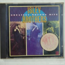 CDs de Música: ISLEY BROTHERS - GREATEST MOTOWN HITS - CD 1986. Lote 63585556