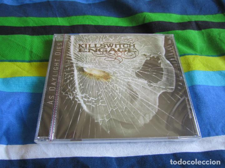 KILLSWITCH ENGAGE - AS DAYLIGHT DIES CD NUEVO Y PRECINTADO - METALCORE (Música - CD's Heavy Metal)