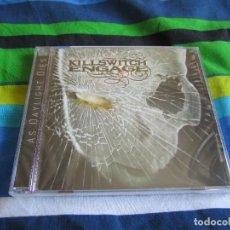 CDs de Música: KILLSWITCH ENGAGE - AS DAYLIGHT DIES CD NUEVO Y PRECINTADO - METALCORE. Lote 63601060
