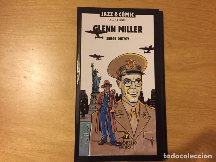 GLENN MILLER: JAZZ & COMIC (Música - CD's Jazz, Blues, Soul y Gospel)