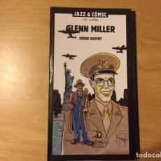 CDs de Música: GLENN MILLER: JAZZ & COMIC. Lote 63607916