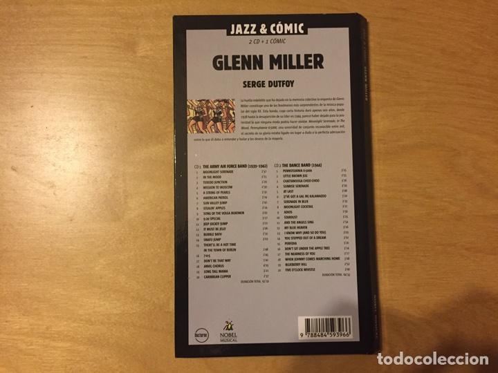 CDs de Música: GLENN MILLER: JAZZ & COMIC - Foto 2 - 63607916