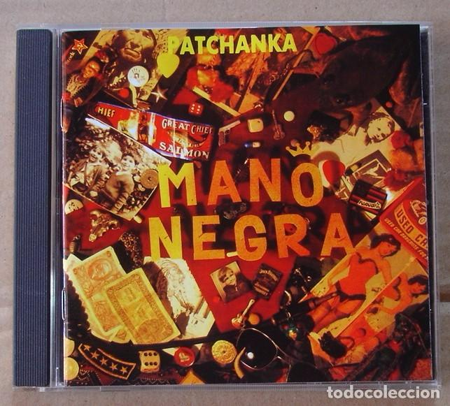 MANO NEGRA - PATCHANKA (CD 1988) (Música - CD's Rock)