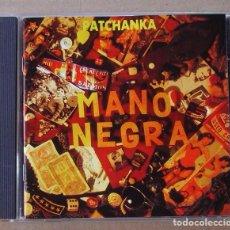 CDs de Música: MANO NEGRA - PATCHANKA (CD 1988). Lote 63654095