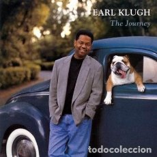 CDs de Música: EARL KLUGH - THE JOURNEY (CD). Lote 63700459