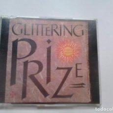 CDs de Música: SIMPLE MINDS - GLITTERING PRIZE + NEW GOLD DREAM GERMAN 12 REMIX CD MAXI THEME 6. Lote 63726175