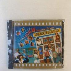CDs de Música: TELEPASIÓN. UNA NOCHE EN EL ROXY - 1 CD. PRECINTADO.. Lote 63731271