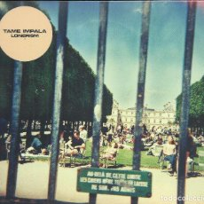 CDs de Música: TAME IMPALA - LONERISM - CD MODULAR 2010 NUEVO. Lote 63767539