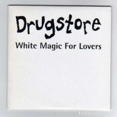 CDs de Música: DRUGSTORE THOM YORKE RARE CD WHITE MAGIC FOR LOVERS. Lote 25097309