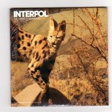 CDs de Música: INTERPOL RARE CD SINGLE THE HEINRICH MANEUVER 2007. Lote 25667701