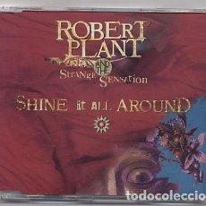 CDs de Música: ROBERT PLANT RARE CD SINGLE SHINE IT ALL AROUND 2005. Lote 26247727
