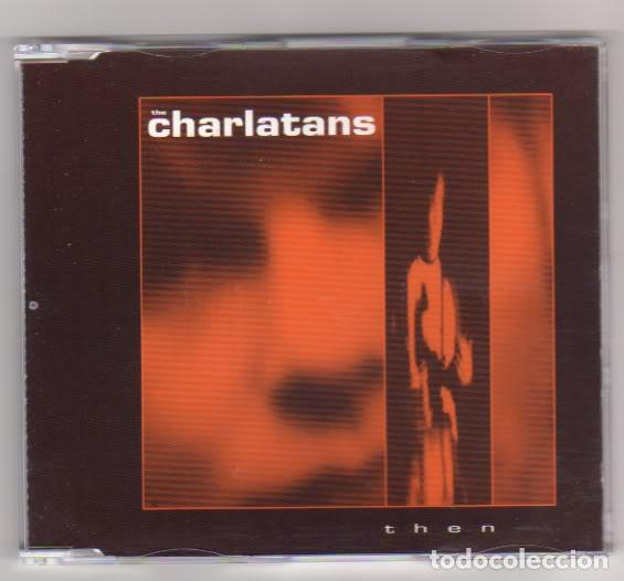 THE CHARLATANS RARE CD MAXI THEN 4 TRACKS 1990 (Música - CD's Rock)