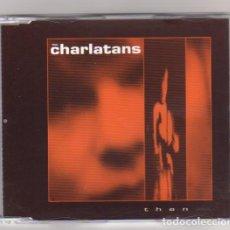 CDs de Música: THE CHARLATANS RARE CD MAXI THEN 4 TRACKS 1990. Lote 26444145