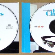 CDs de Música: THE DEFINITIVE RAY CHARLES (2 CD). Lote 63794487