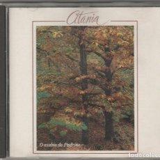 CDs de Música: CITANIA - O ASUBIO DO PADRIÑO (CD SONIFOLK 1988). Lote 63942919