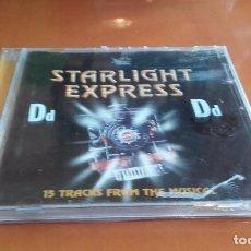 CDs de Música: CD NUEVO PRECINTADO STARLIGHT EXPRESS 15 TRACKS FROM THE MUSICAL TEATRO . Lote 63992575