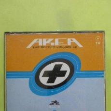 CDs de Música: AREA THE SECRET ENERGIA POSITIVA VALE MUSIC - 3 CD - BUEN ESTADO. Lote 119867935