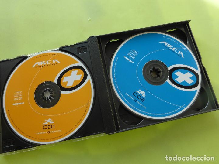 CDs de Música: AREA THE SECRET ENERGIA POSITIVA VALE MUSIC - 3 CD - BUEN ESTADO - - Foto 3 - 119867935