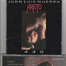 CDs de Musique: JUAN LUIS GUERRA 4 40 / AREITO (CD BMG 1992). Lote 64077399