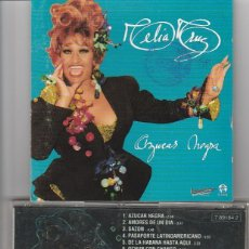 CDs de Música - CELIA CRUZ / AZUCAR NEGRA (CD BAT 1993) - 64078407