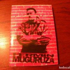 CDs de Música: FERMIN MUGURUZA-KONTRA KALEA. Lote 64086343