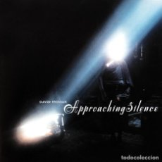 CDs de Música: DAVID SYLVIAN – APPROACHING SILENCE. Lote 104383626