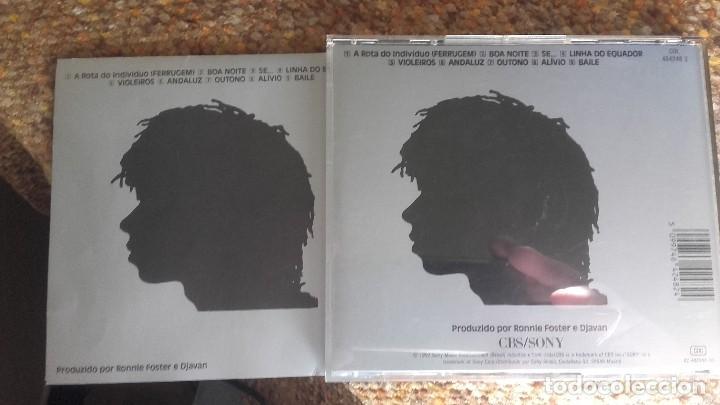 CDs de Música: Djavan , Coisa de Ascender , CD - Foto 2 - 64198655