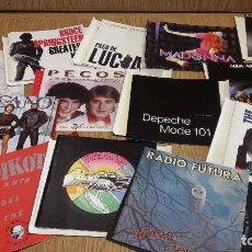 CDs de Música: SÓLO CARÁTULAS / CONJUNTO DE 13 CARÁTULAS COMPLETAS / PERFECTO ESTADO / VER FOTOS.. Lote 64288523