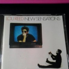 CDs de Música: LOU REED NEW SENSATIONS 1984. Lote 64321759