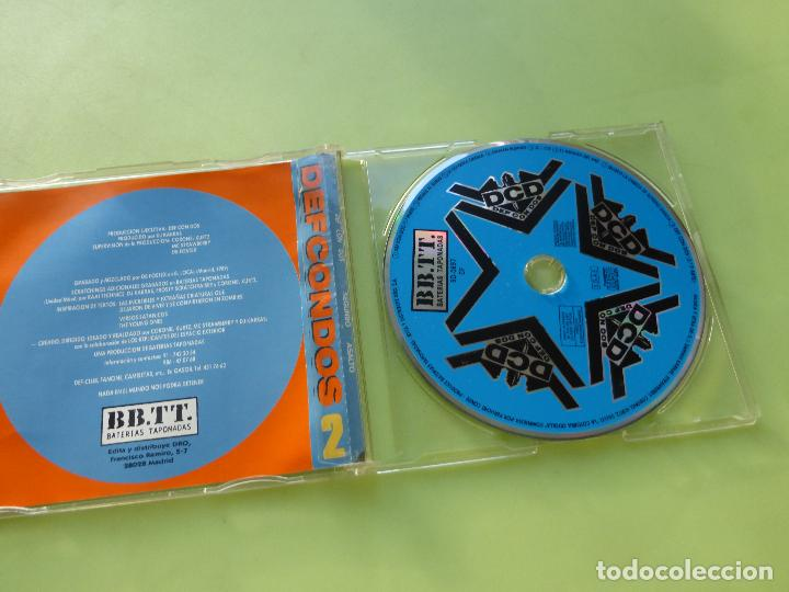 CDs de Música: DEF CON DOS - DCD - Segundo Asalto - -cd - hip hop - DRO - RARO - Foto 3 - 64341795