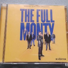 CDs de Música: ORIGINAL MOTION PICTURE SOUNDTRACK - THE FULL MONTY - CD ALBUM BSO. Lote 64361131