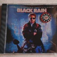 CDs de Música: ORIGINAL MOTION PICTURE SOUNDTRACK - BLACK RAIN - CD ALBUM BSO. Lote 64361279