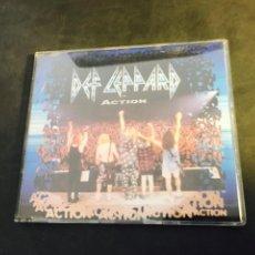 CDs de Música: DEF LEPPARD (ACTION) CD SINGLE 3 TRACKS (CDI3). Lote 64369151
