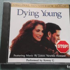 CDs de Música: ORIGINAL MOTION PICTURE SOUNDTRACK - DYING YOUNG - CD ALBUM BSO. Lote 64371903